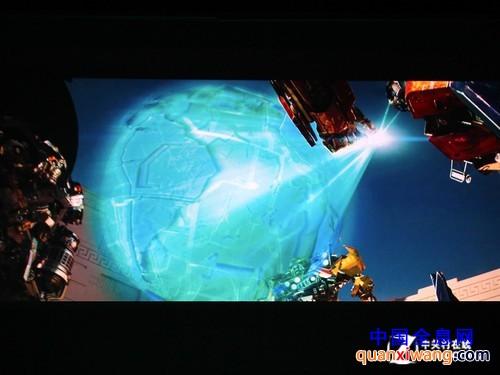 从变形金刚到钢铁侠 显示技术梦想成真