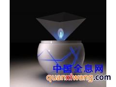 专业定制全息投影幻影成像设备全息箱全息展览展示柜3D立体展示