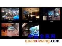 南京法高定制各种全息屏幕