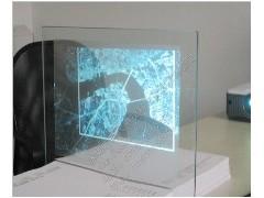 智能调光膜 投影玻璃膜  透明液晶显示屏