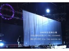 舞台全息幕 全息大屏 透明全息膜 全息天幕