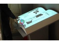 地面互动投影 桌面互动投影 空中翻书 橱窗互动
