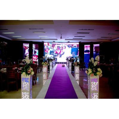 全息宴会厅,全息3D餐厅,3D婚礼