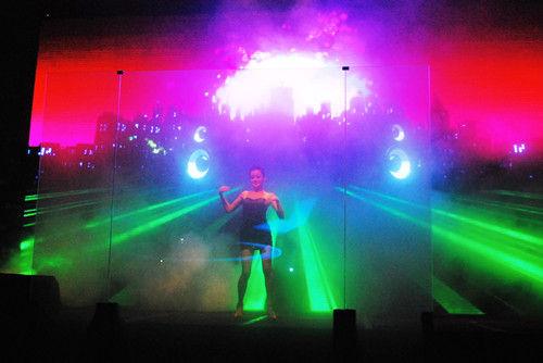 全息投影膜,舞台幻像膜,反射膜空中成像膜