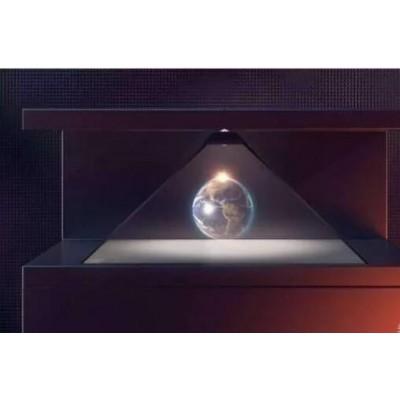 全息幻像玻璃 45度角全息成像玻璃