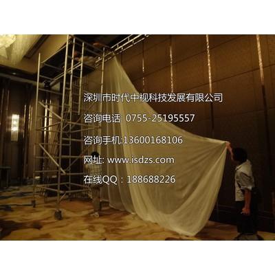 全息投影纱幕 4D宴会厅婚礼秀方案设计施工
