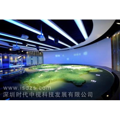 全息3D投影立体投影-虚拟现实全息玻璃屏互动投影