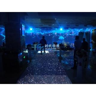 全息婚礼全息3D婚宴婚礼用全息投影