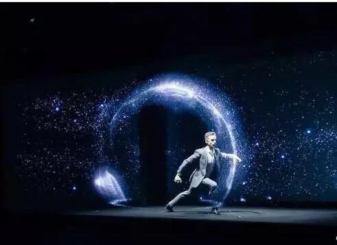 全息立体成像、全息幻影成像、全息幻象柜、360度全息