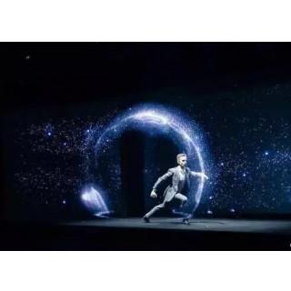 大型舞台3D全息幻影膜 全息幻影成像膜