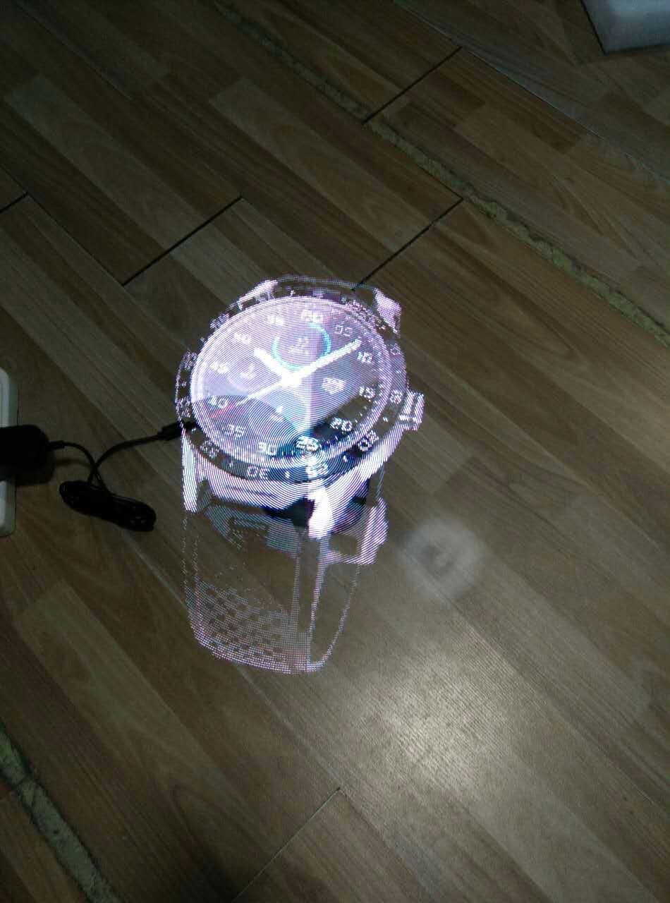 全息广告机,风扇全息,全息3D投影