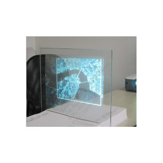 日本原装进口,全息正投膜批发透明、灰色、乳白色可选