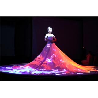 幻影成像 3D全息舞台舞美