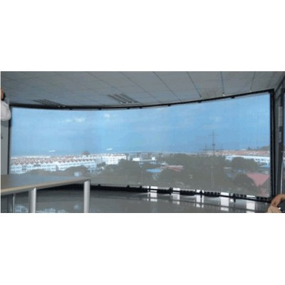 全息360度环幕电影 沉浸式影院 环幕电影
