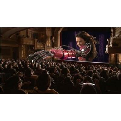 360度环幕投影 4D动感影院 全息环幕电影