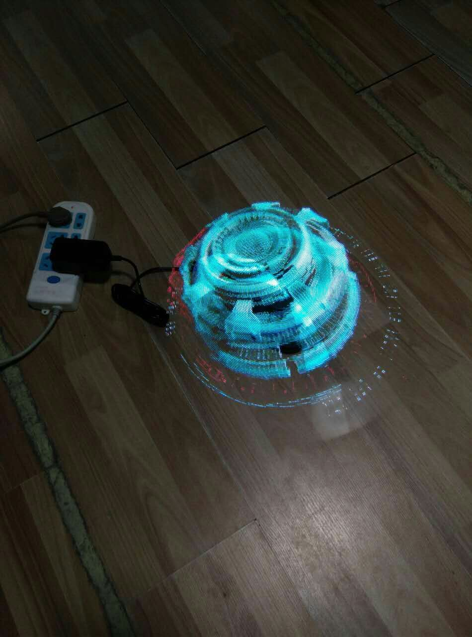 深圳LED全息风扇,LED全息风扇成像,全息广告机