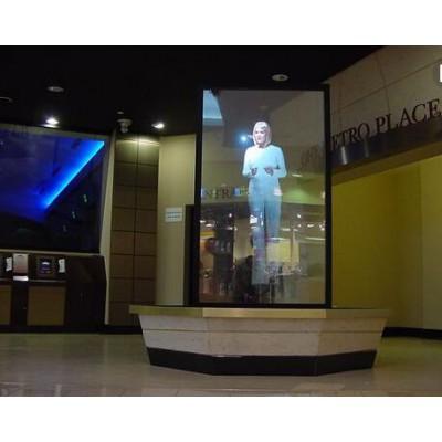 全息投影,立体投影,互动投影,数字展厅