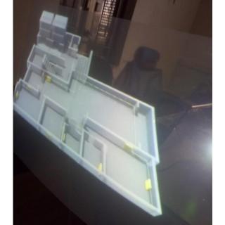 全息正投膜,日本全息投影,日本全息透明正投膜