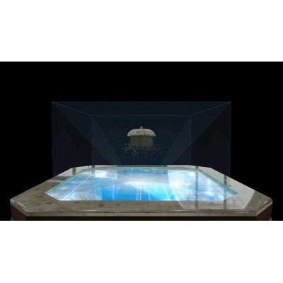 360度全息投影展示内容及优势