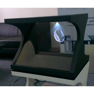 全息投影设备-360度全息展示柜-全息幻影成像