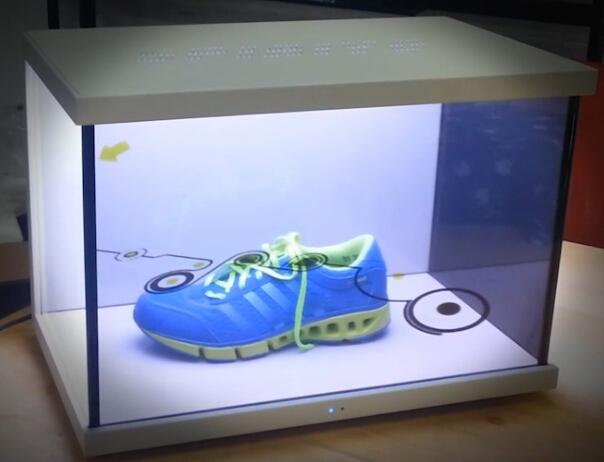 透明液晶显示屏,全息成像,广州透明显示屏