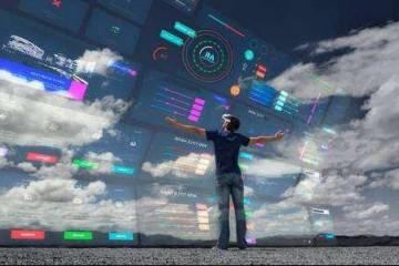 增强现实系统--世峰数字AR智慧数字展馆沙盘系统