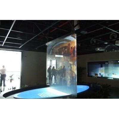 全息玻璃橱柜 3d全息玻璃 全息幻影成像专用玻璃