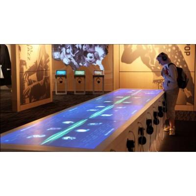 互动投影 全息投影技术 全息多媒体展厅设计