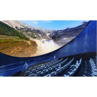 360度全息3d投影幕布 全息膜背投幕橱窗