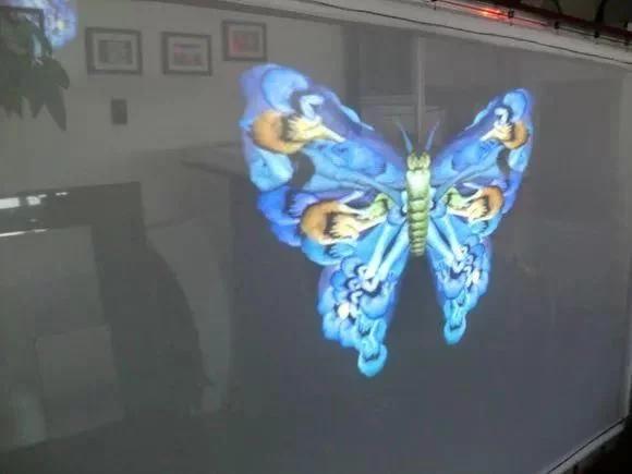 纳米触摸膜,全息膜,透明触摸显示屏,全息幻影成像,全息展柜