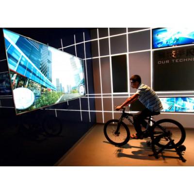 桌面互动投影 全息互动投影 3D交互投影