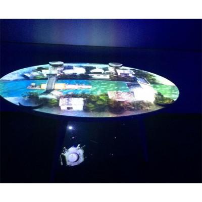 互动投影 数字展厅 全息投影 数字沙盘 电子翻书