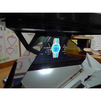 360度全息成像展示柜-全息幻影成像舞台-透明成像橱窗