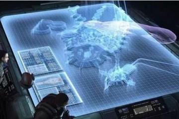 八大源自电影科学突破 星球大战3D全息成像技术