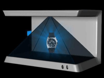 360度/270度全息展示柜 厂家团购批发