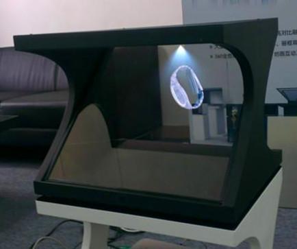 全息展柜 全息投影展柜 全息展柜玻璃