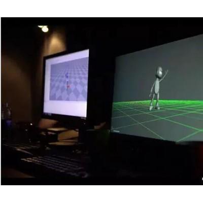深圳360展示柜专用全息投影膜.全息投影幕