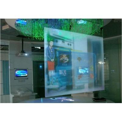 全息膜 互动触摸,全息屏幕 全息投影幕制作工厂