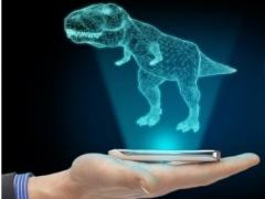 全息技术新运用 3D通话不是梦 幻成像技术 时代中视 (616播放)