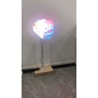 led3d全息广告屏,悬浮图案,视觉惊艳