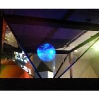 360全息展柜-全息互动_大屏触控与体感互动解决方案