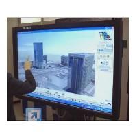 3D全息展示柜|全息投影展柜|触控一体机
