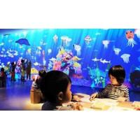 4D互动海洋:奇幻的海洋世界