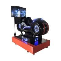 怡天视界VR设备VR摩托车