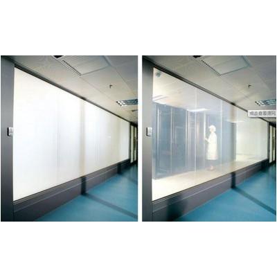 自贴调光膜 智能液晶调光膜调光玻璃批发厂家