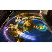 3d投影桌面 数字沙盘 幻影成像 全息幻影成像