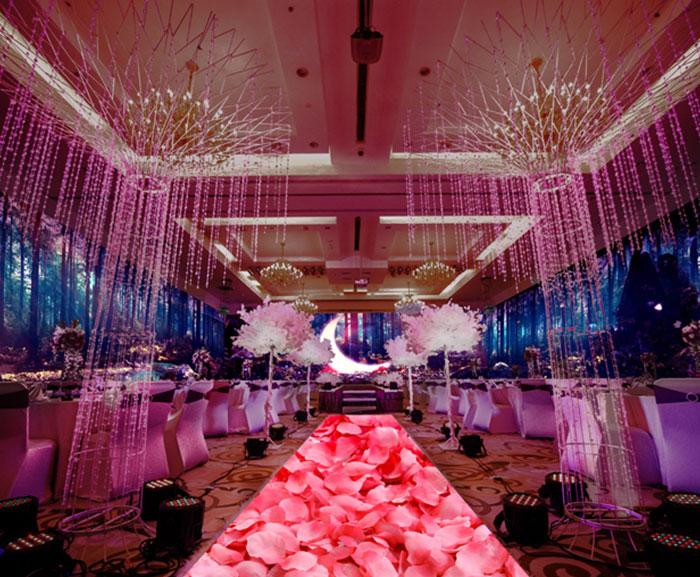 时代中视3D全息投影| 沉浸式全息宴会厅专家