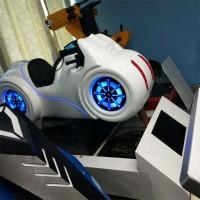 怡天动漫VR设备VR摩托车(一体机)虚拟现实体验游戏机