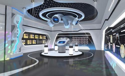 幻影成像,360全息柜,全息舞厅,全息投影,地面互动