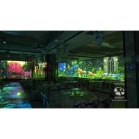 兰州全息宴会厅——蒙恩生态酒店